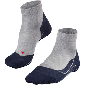 Falke RU4 Short Running Socks Men light grey